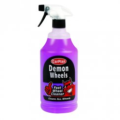Demon Wheels fast wheel cleaner