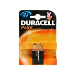 9V battery single (MN1604 / 6LR61)
