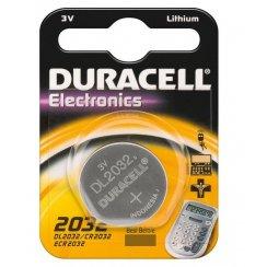 Duracell CR2032 3 volt watch or keyfob battery
