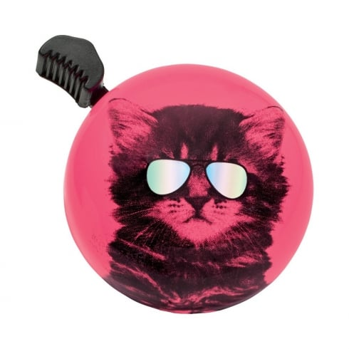 Electra custom bicycle bell - Cool Cat