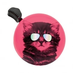 custom bicycle bell - Cool Cat