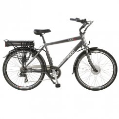 Ebco Urban Commuter UCR10 Electric bike with Tranz X system.
