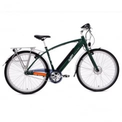 stylish gents electric bike with front 250w motor