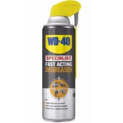 Fast acting degreaser from WD40
