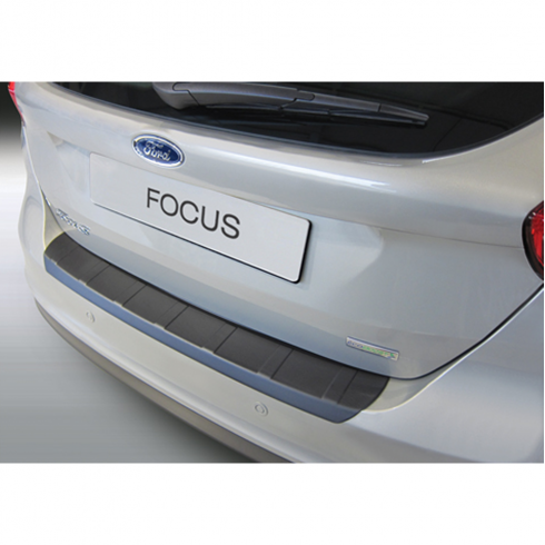 Ford Focus ST/RS 5 door bumper protector for models Aug 2014 onwards