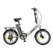 Folder folding electric bike