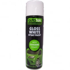 gloss white paint - 500ml