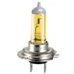 pair of Halogen H7 3000k 12v 55w bulbs