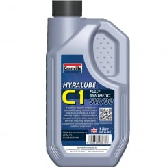 Hypalube C1 5W/30 Engine Oil 1 litre full synthetic