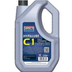 Hypalube C1 5W/30 Engine Oil 5 litre full synthetic