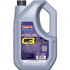 Hypalube C3 5W/30 Engine Oil 5 litre full synthetic