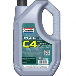 Hypalube C4 5W/30 Engine Oil 5 litre full synthetic