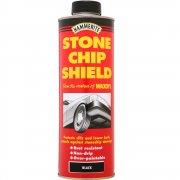 Hammerite black schutz stonechip shield 1 litre