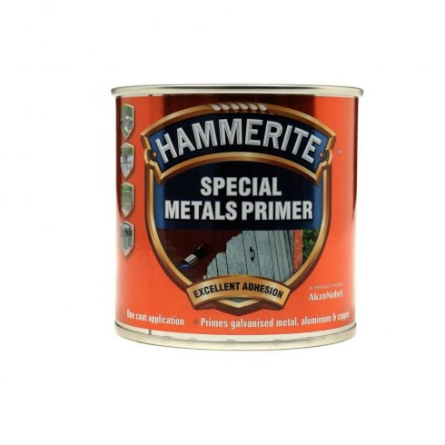 Hammerite brushable primer - Red 250ml