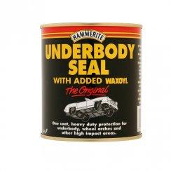 Hammerite car body underseal with added waxoyl - 500ml tin