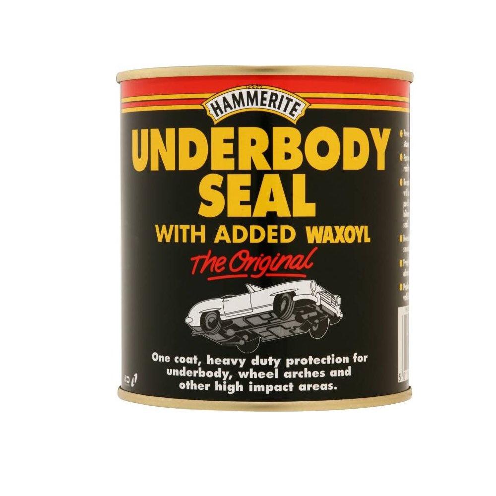 Hammerite Car Body Underseal Tin 500ml