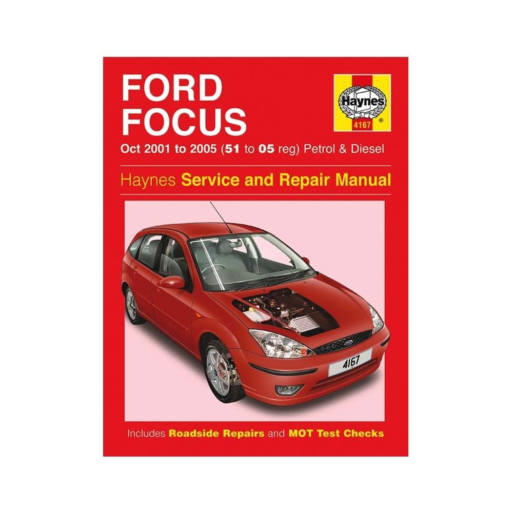 haynes repair manual 2008 ford focus