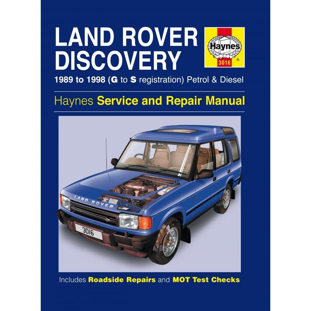 haynes workshop manual for land rover discovery rh directcarparts co uk Audi A3 Service Manual Audi A3 Hatchback
