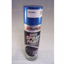 HBLUM04 Holts Paint Match Pro aerosol BLUE metallic