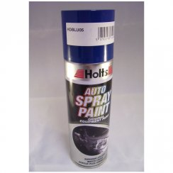 HDBLU05 Holts Paint Match Pro aerosol BLUE non-metallic