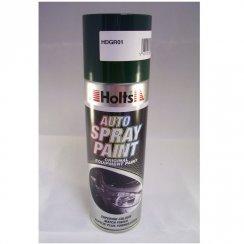 HDGR01 Holts Paint Match Pro aerosol GREEN non-metallic