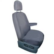 Heavy Duty Design Universal Front Winged Seat Cover From