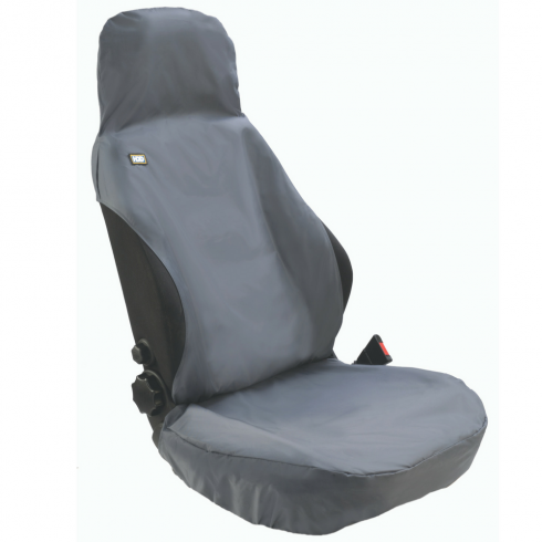 universal airbag compatible front seat cover