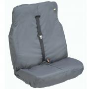 universal van double passenger seat cover