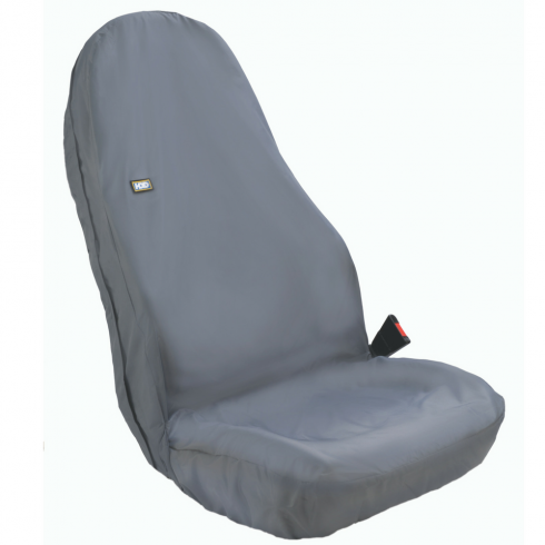 universal winged car front seat cover