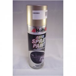 HBEM03 Paint Match Pro aerosol spray paint gold metallic