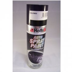 HBLKM05 Paint Match Pro aerosol spray paint black metallic