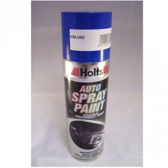 HBLU02 Paint Match Pro aerosol spray paint blue non-metallic