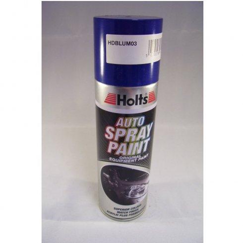 Hdblum03 Holts Paint Match Pro Aerosol Blue Metallic