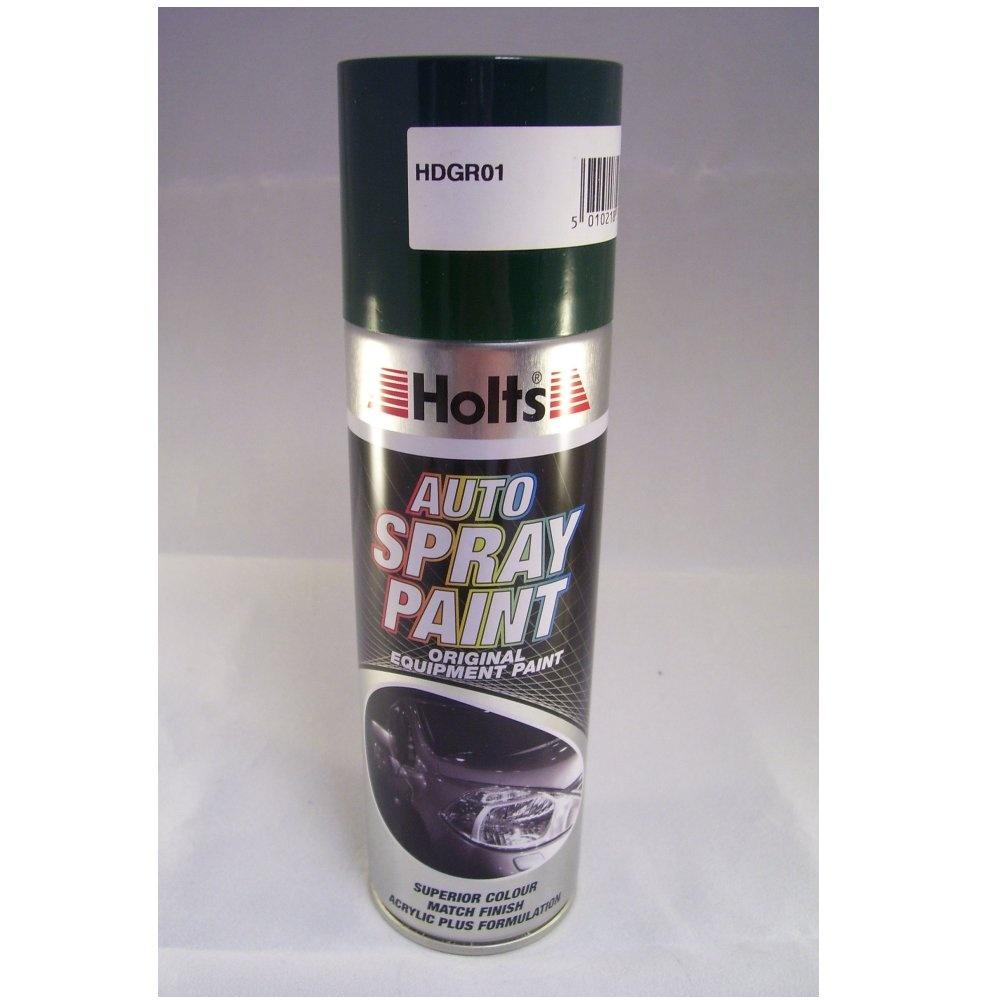 Hdgr01 Holts Paint Match Pro Aerosol Green Non Metallic