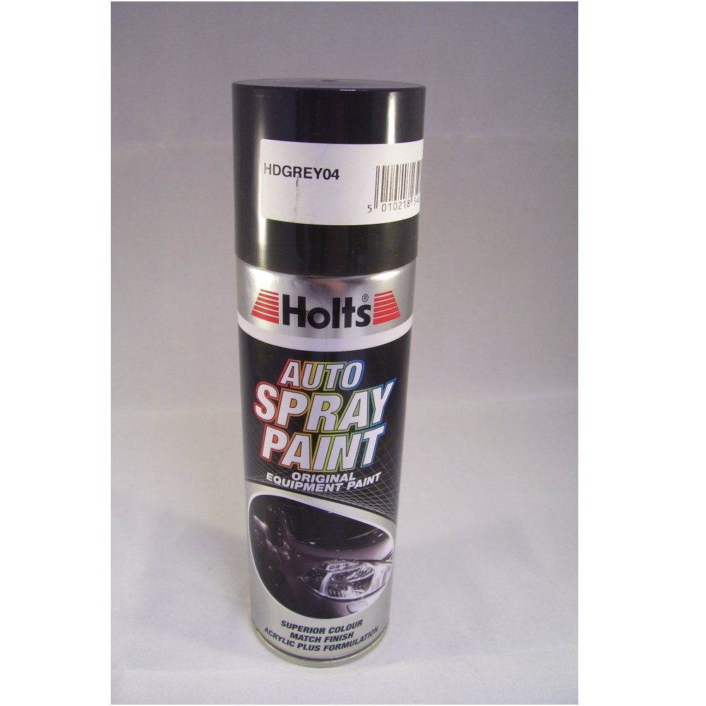 Hdgrey04 Holts Paint Match Pro Aerosol Grey Non Metallic