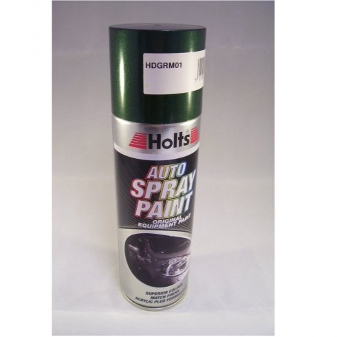 HDGRM01 Paint Match Pro aerosol spray paint green metallic