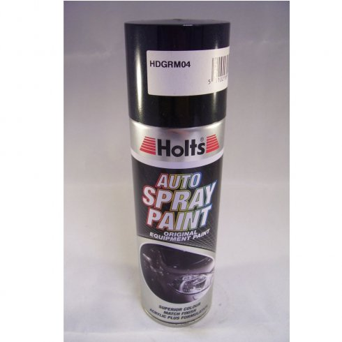 Holts HDGRM04 Paint Match Pro aerosol spray paint green metallic