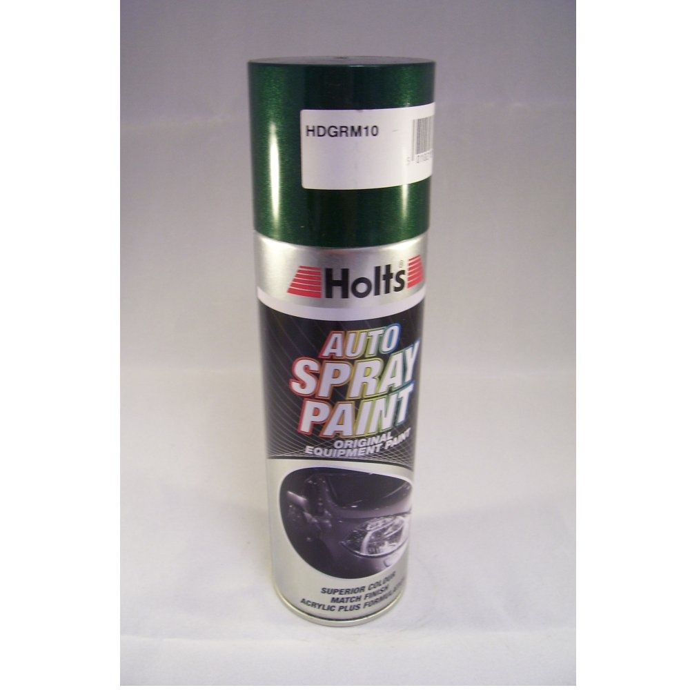 Hdgrm10 Holts Paint Match Pro Aerosol Green Metallic