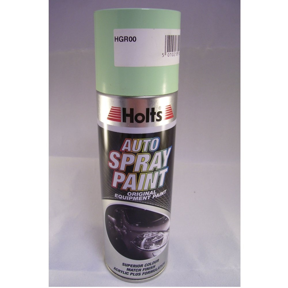 Hgr00 Holts Paint Match Pro Aerosol Green Non Metallic