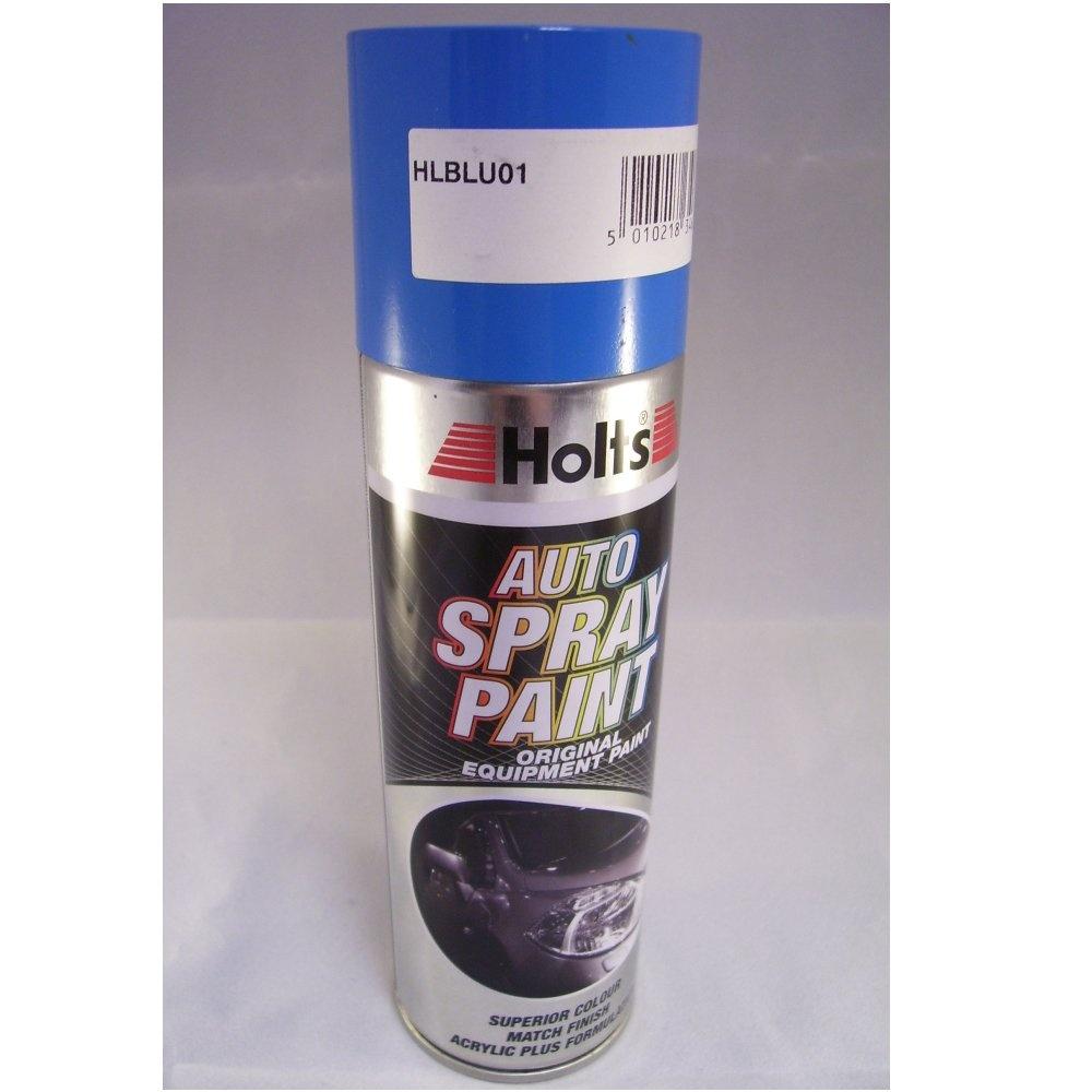 Hlblu01 Holts Paint Match Pro Aerosol Blue Non Metallic