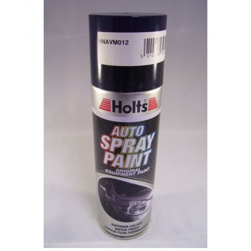 Holts HNAVM012 Paint Match Pro aerosol spray paint blue metallic