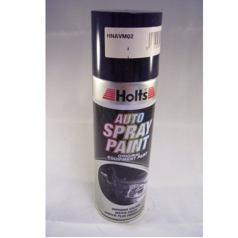 HNAVM02 Paint Match Pro aerosol spray paint blue metallic