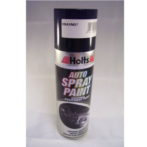 Holts HNAVM07 Paint Match Pro aerosol spray paint blue metallic