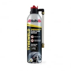 tyreweld emergency puncture repair 400ml