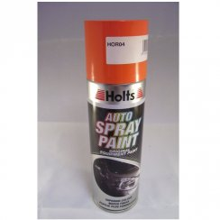 HOR04 Paint Match Pro aerosol spray paint orange non-metallic