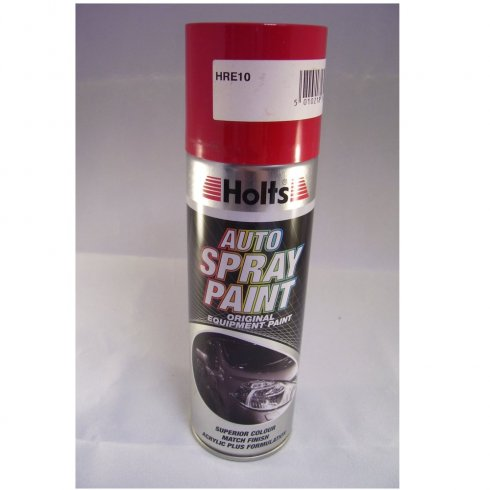 HRE10 Paint Match Pro aerosol spray paint red non-metallic