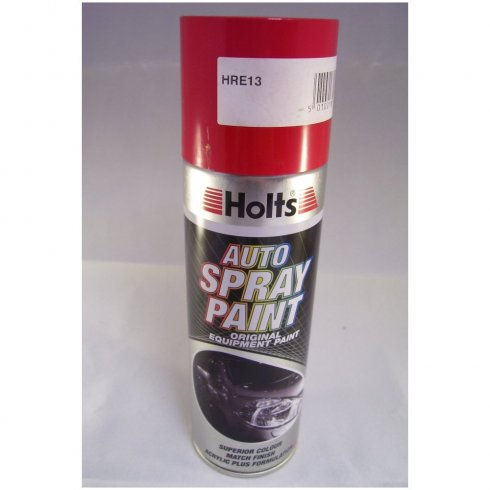 HRE13 Paint Match Pro aerosol spray paint red non-metallic