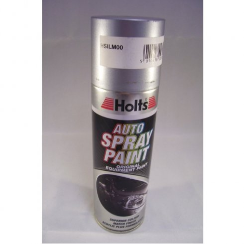 HSILM00 Paint Match Pro aerosol spray paint silver metallic