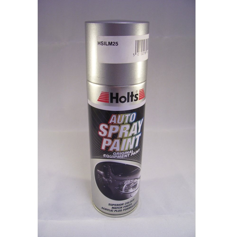 Hsilm25 Holts Paint Match Pro Aerosol Silver Metallic