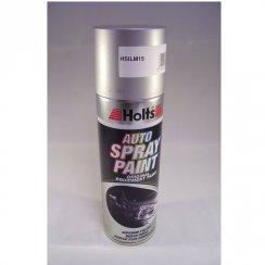 HSILM15 Holts Paint Match Pro aerosol SILVER metallic